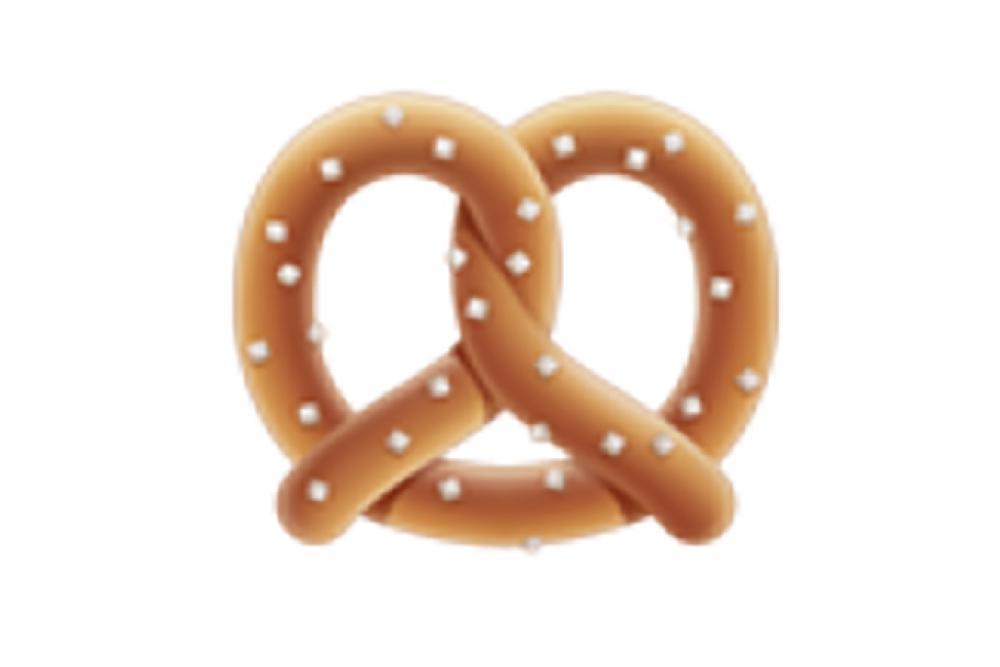 171012 Food Emoji Pretzel 2