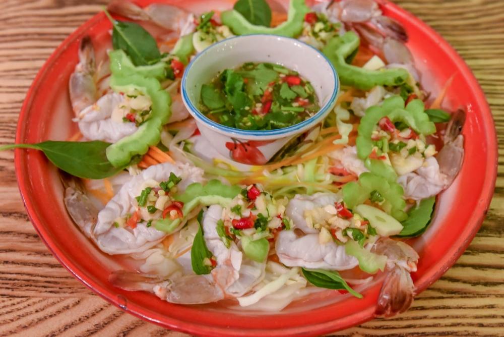 171013 Mommy Thai Prawns