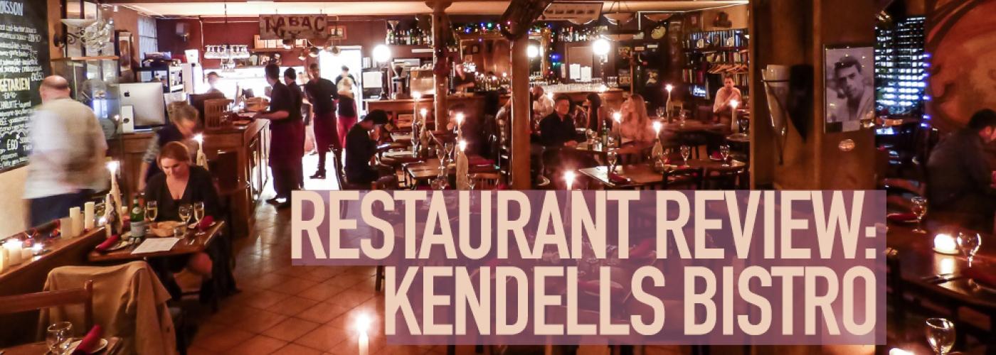 170713 Kendells Review Header