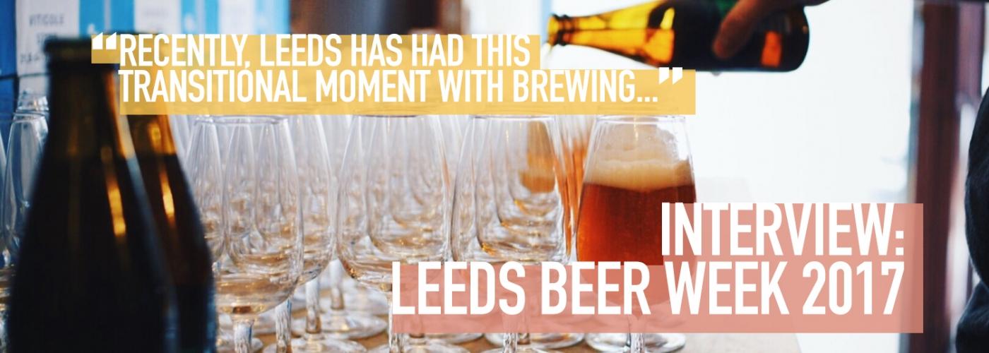170811 Leeds Beer Week Header