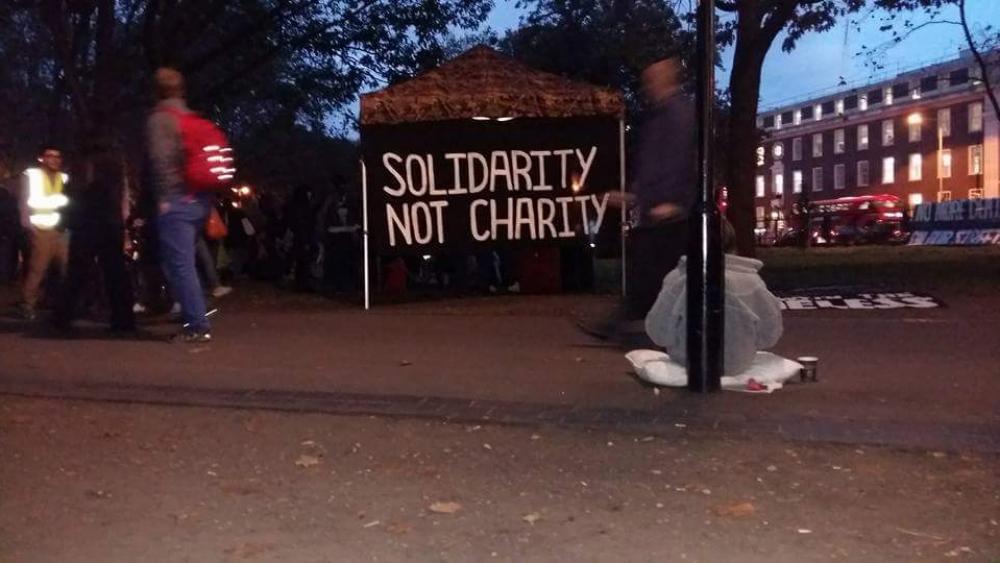 170307 Homeless Solidarity