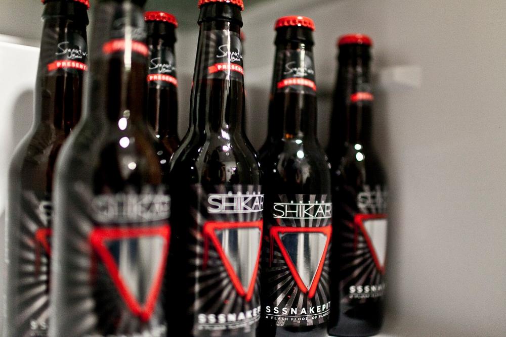 170516 Enter Shikari Beer