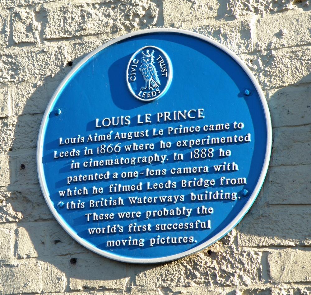 171005 Blue Plaques Leeds Bridge 02
