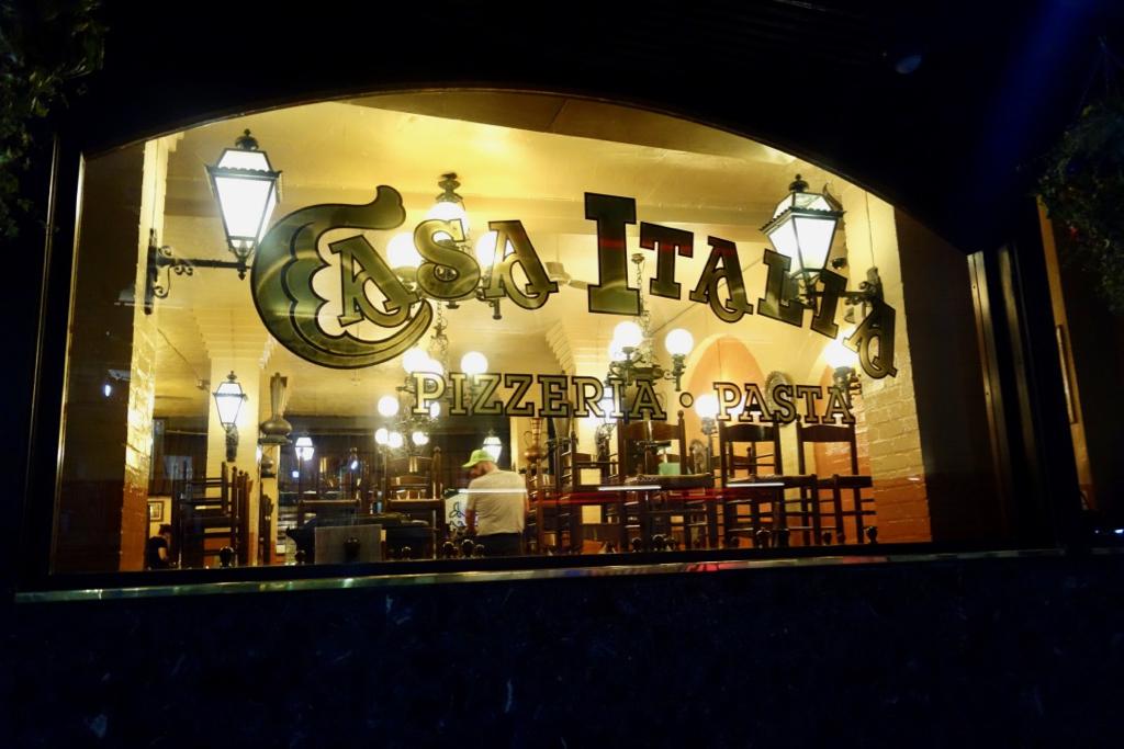 Casa Italia Stanley Street Liverpool Reviewed