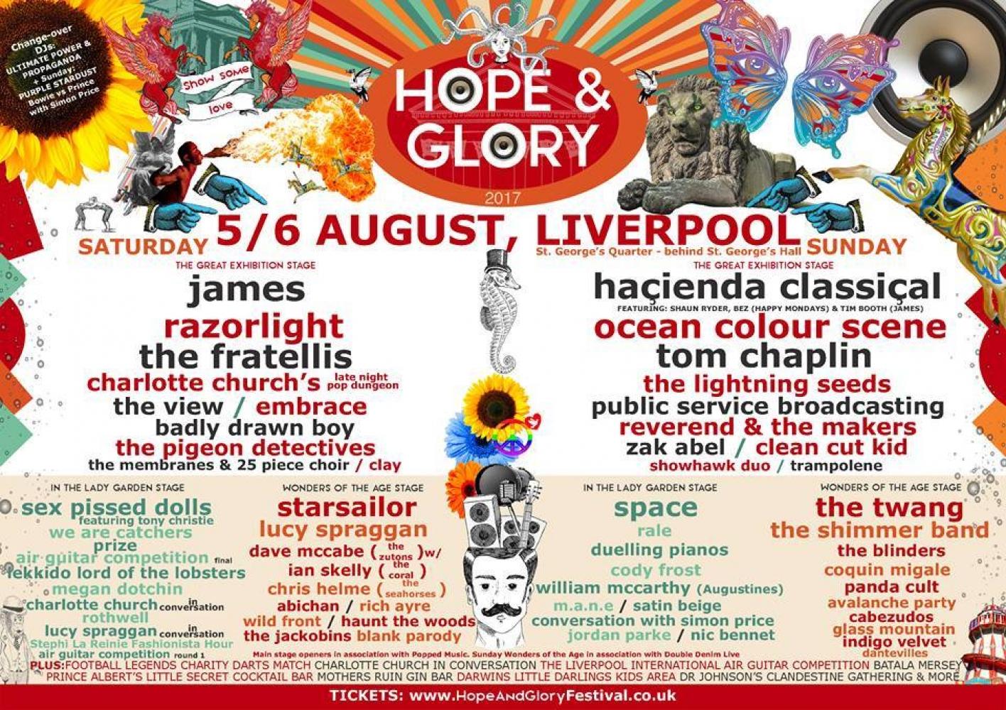 Hope And Glory 1