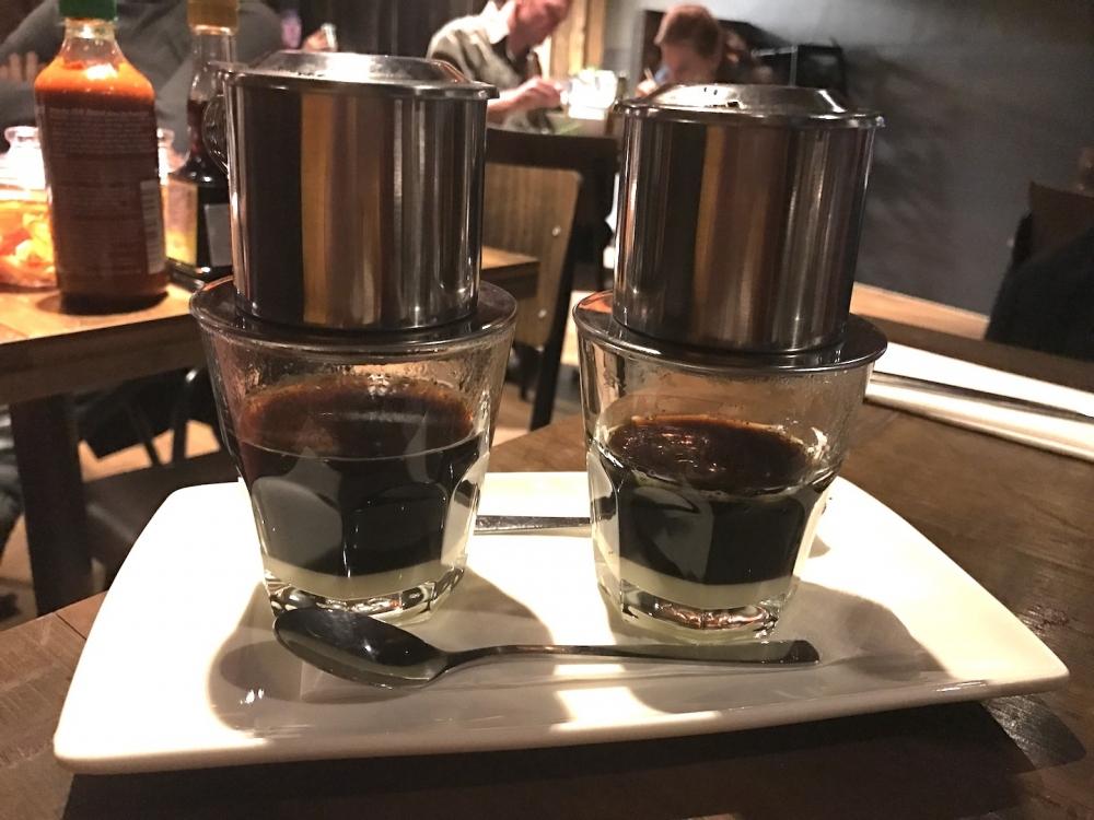 20170411 Pho Liverpool Vietnamese Coffee
