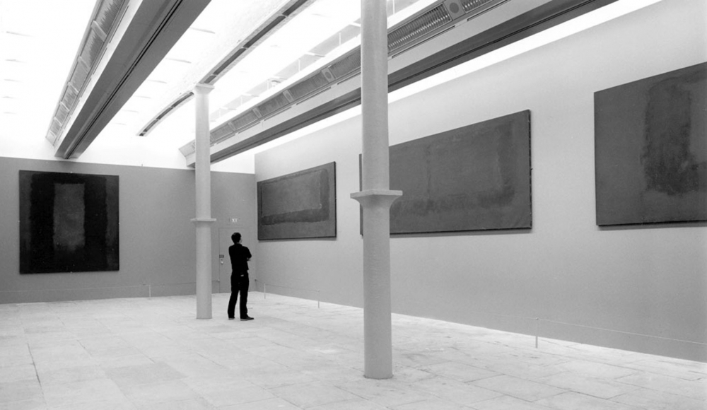 20170726 Tate Liverpool Ground Floor Gallery 1988 Rothko