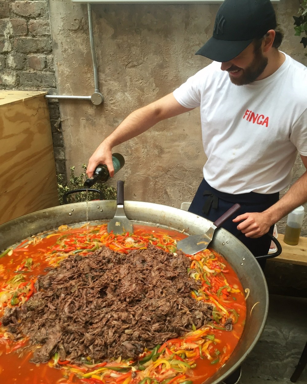 Constellations And Finca Will Be Working Closely Throughout The Summer To Stage Food Events