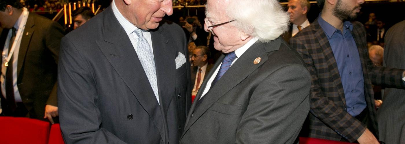 Prince Charles Michael J Higgins