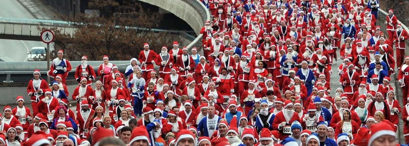 Santa Dash Liverpool