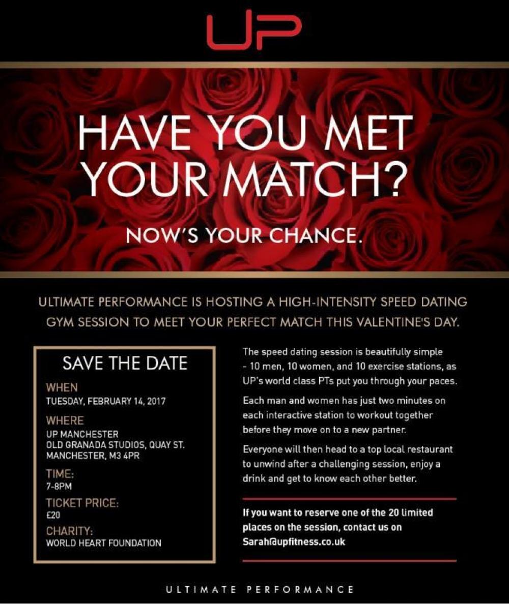 Valentine's speed dating nyc