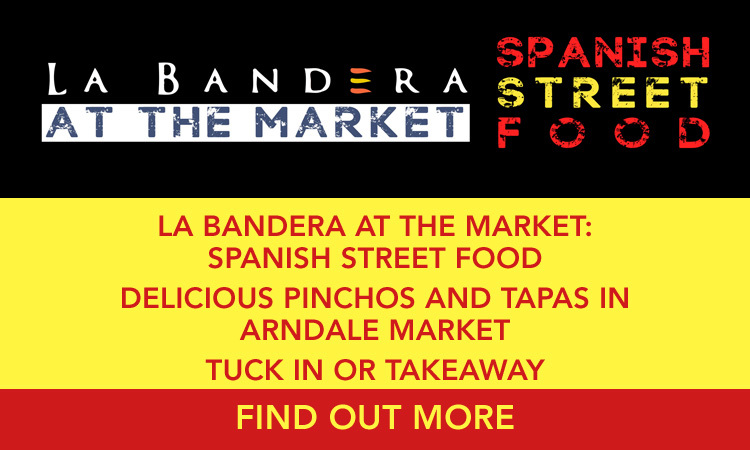 2017 03 01 - La Bandera Street Food