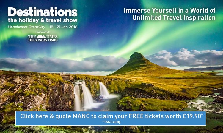 2017 12 13 - Clarion (Destination Travel Show)