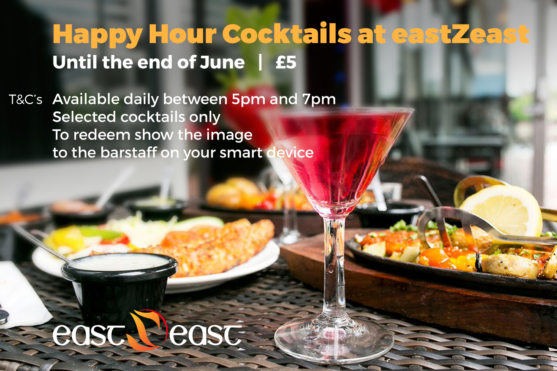 20170518 Eastzeast Cocktails