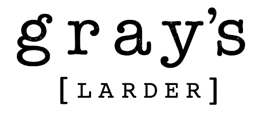 20170619 Grays Larder Logo