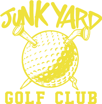20170829 Junkyard Golf Logo Yellow
