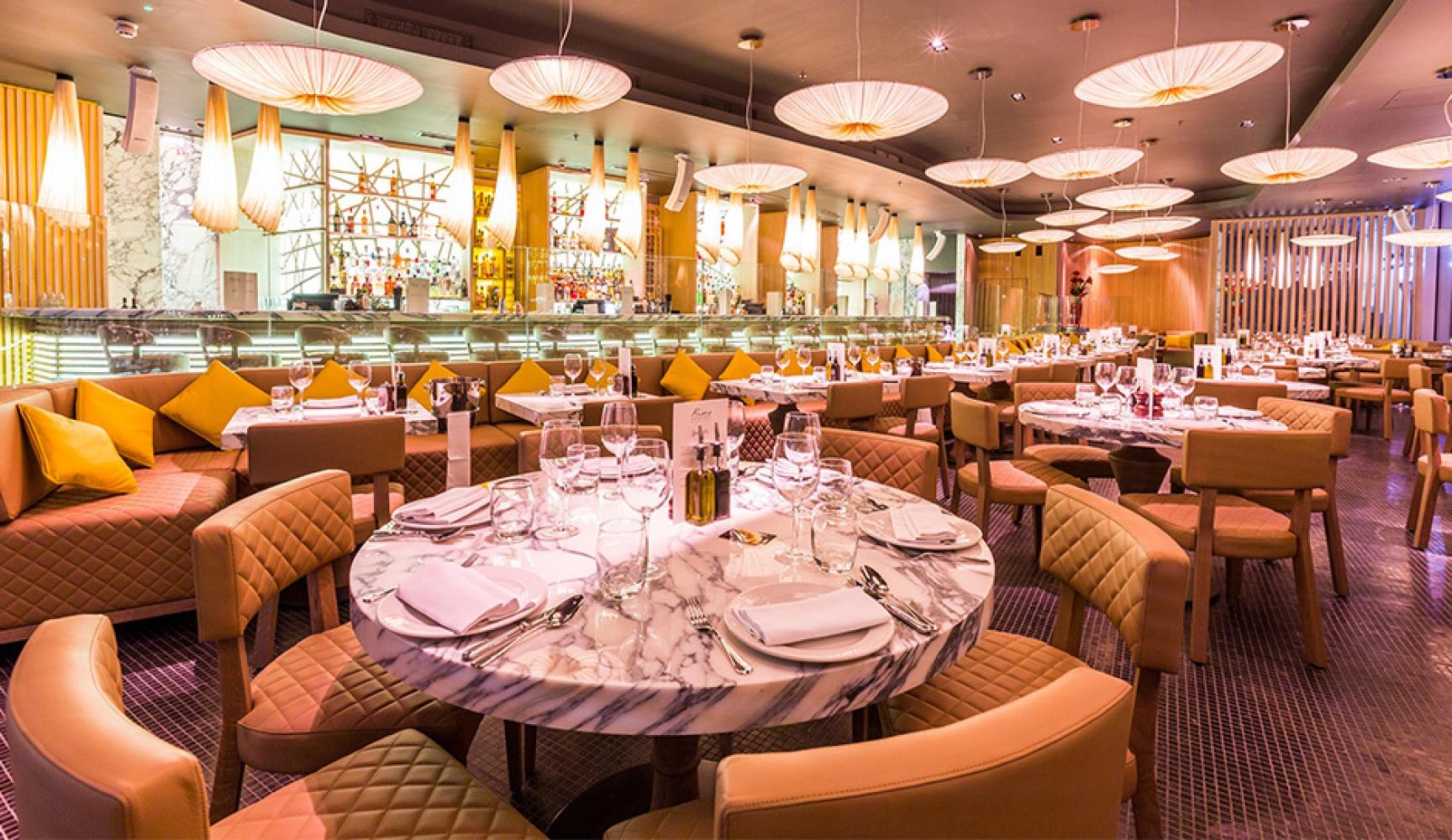 King Street Manchester Italian Restaurant