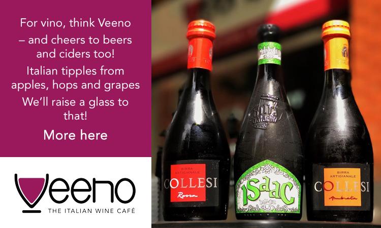 2017 12 13 Veeno beer and cider Leeds