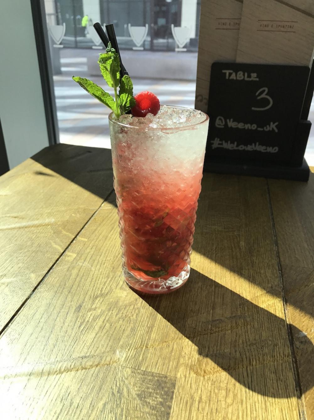 2017 07 25 Veeno Cocktails Prosecco Mojito