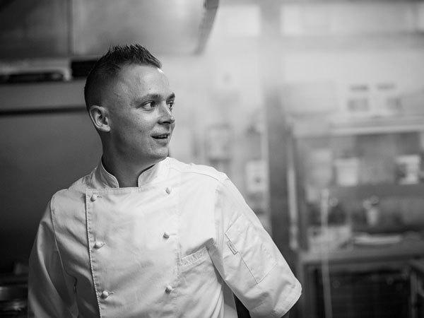Head Chef - Sean Sutton
