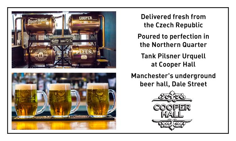 2018 11 05 Cooper Hall tank beer