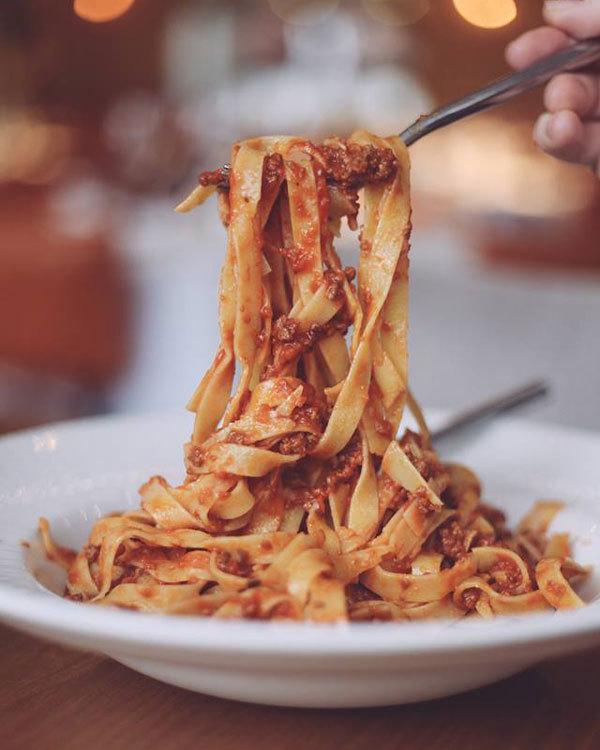 Don Giovanni Pasta Bolognese