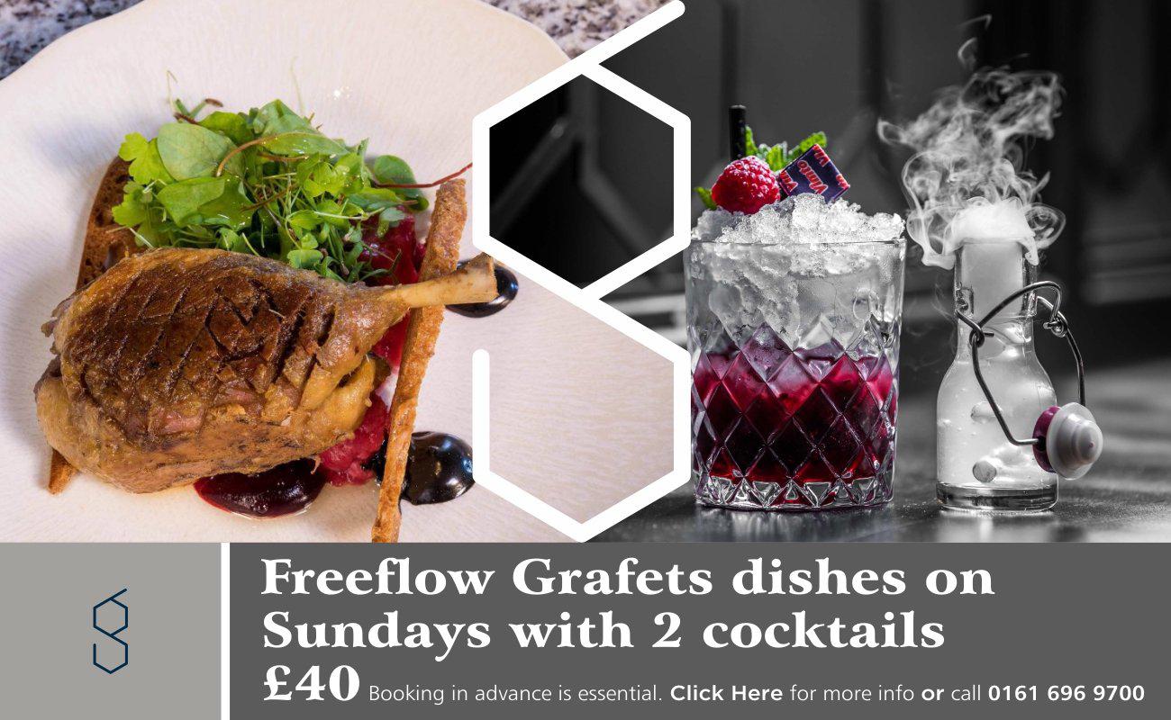 20180813 Grafene Restaurant Free Flowing Grafets Menu