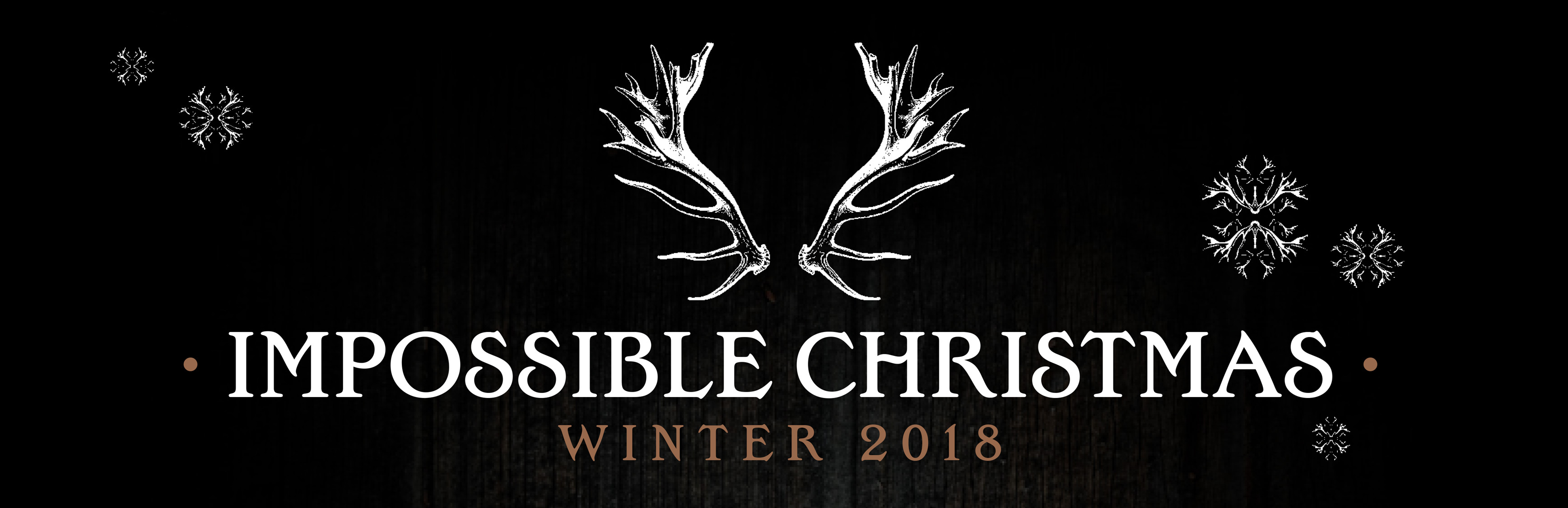 20180712 Impossible Christmas Banner