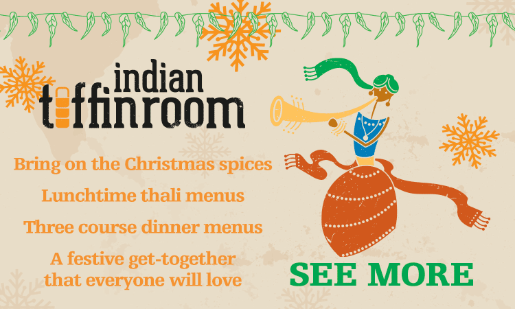 2018 09 05 - Indian Tiffin Room Manchester