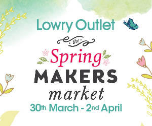 2018 03 16 Lowry Outlet spring makers market