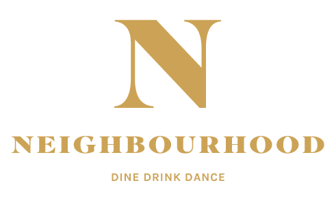 Neighbourhood Logo Gold