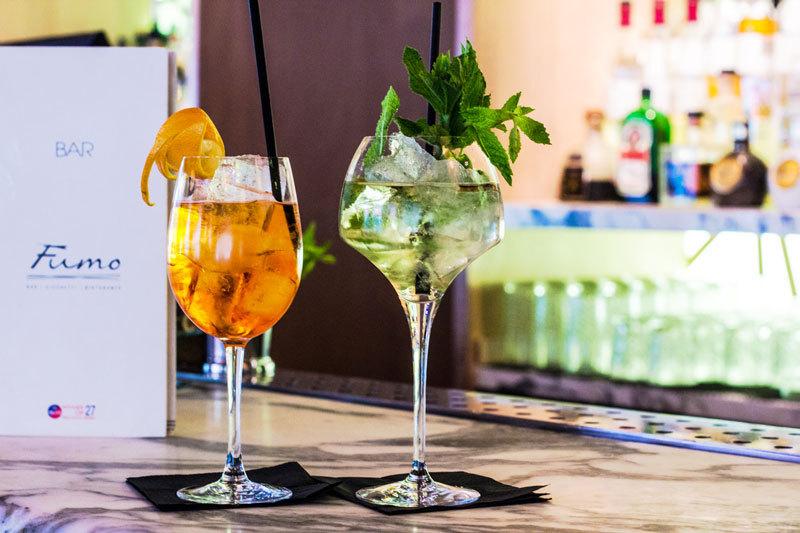 Hugo & Aperol Spritz Cocktails