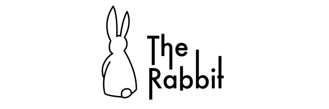 20180712 The Rabbit Logo 3X1 679