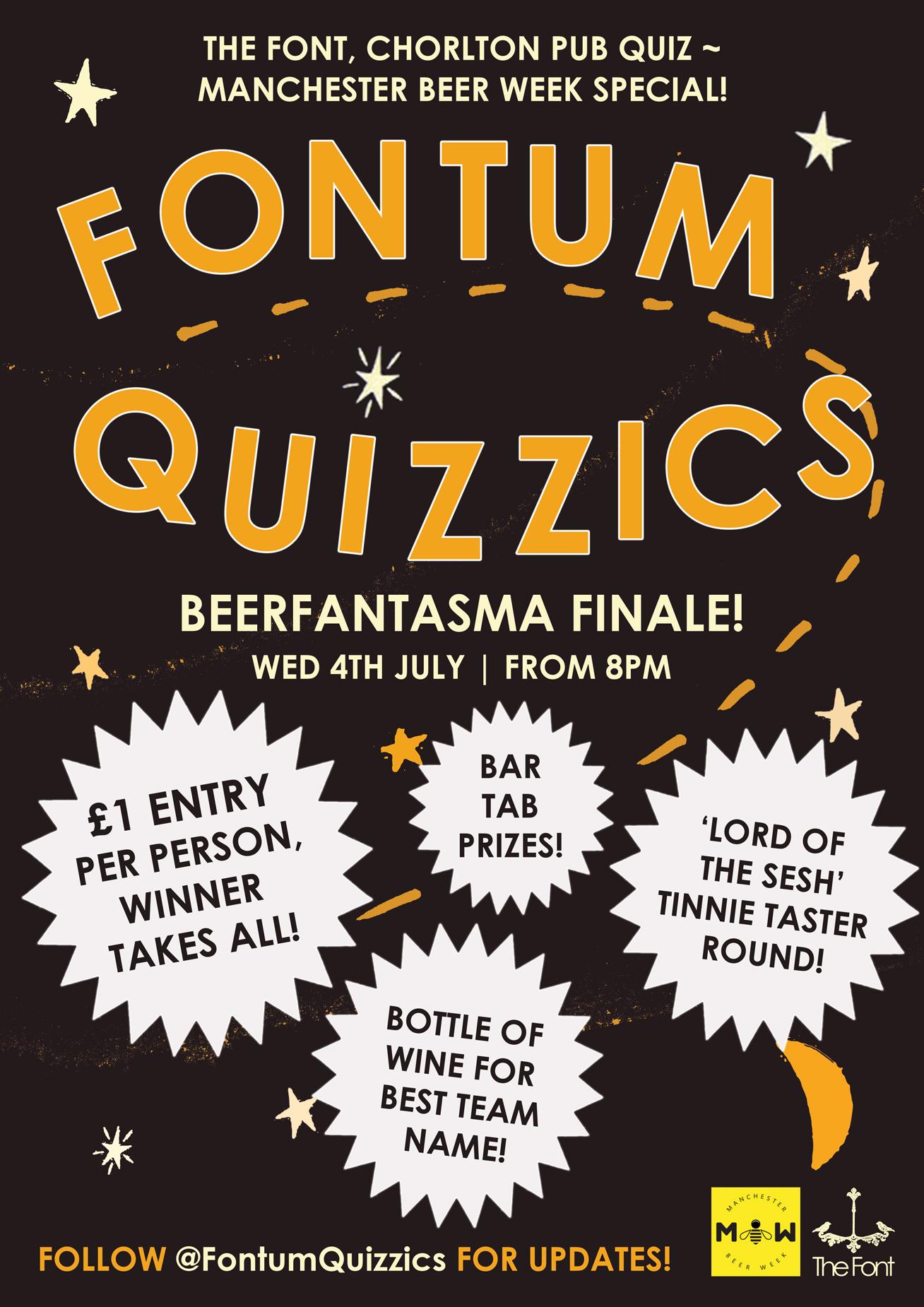 20180606 Font Fontum Quizzics Beer Week