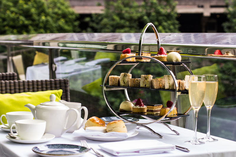 20180730 The River Restaurant Afternoon Tea 0956 800