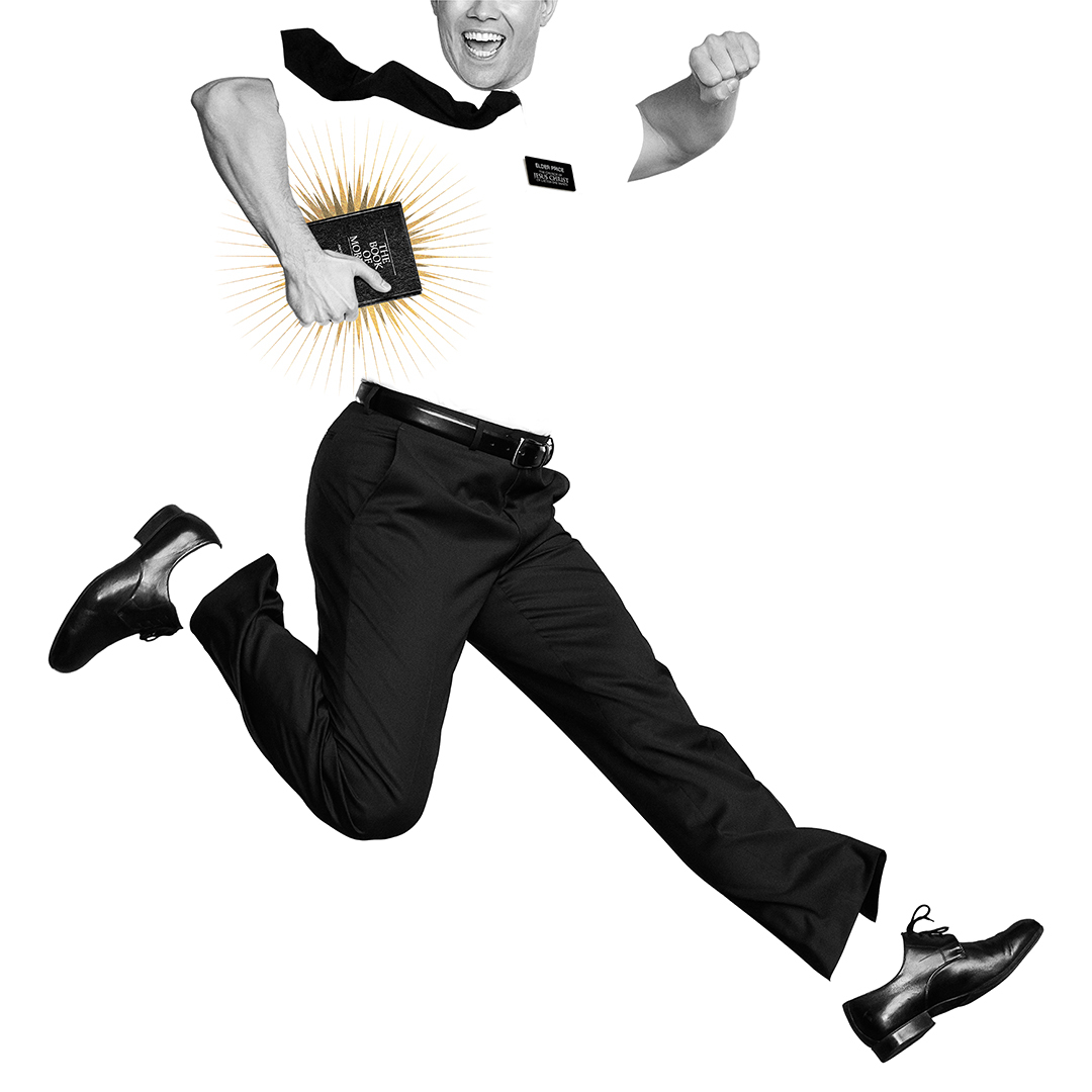 Win! Tickets to see The Book Of Mormon