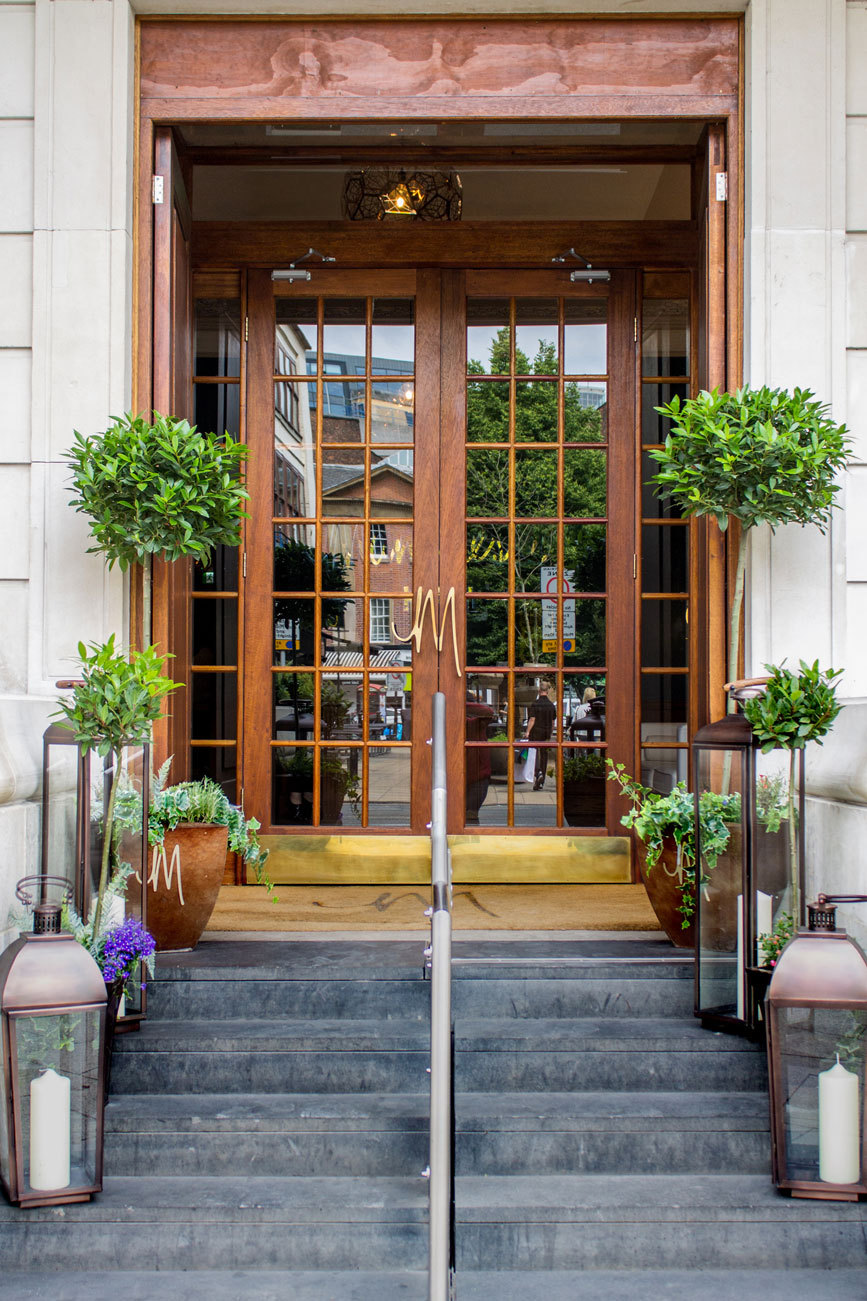 20190404 Manchester Hall Entrance Main Door 867X1301