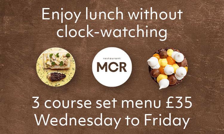 2019 06 10 restaurant MCR lunch new
