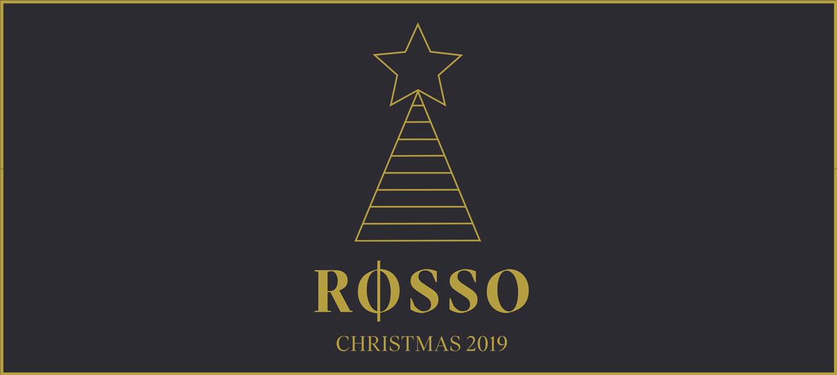 Christmas Graphics 2019.Christmas Rosso Confidentials