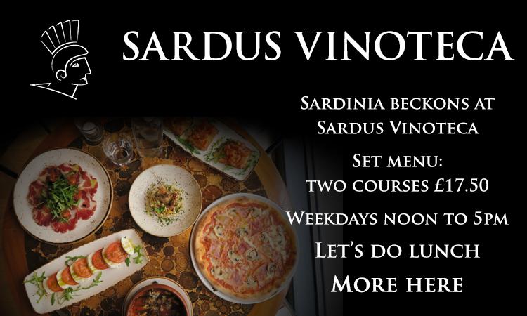 2019 04 09 Sardus lunch