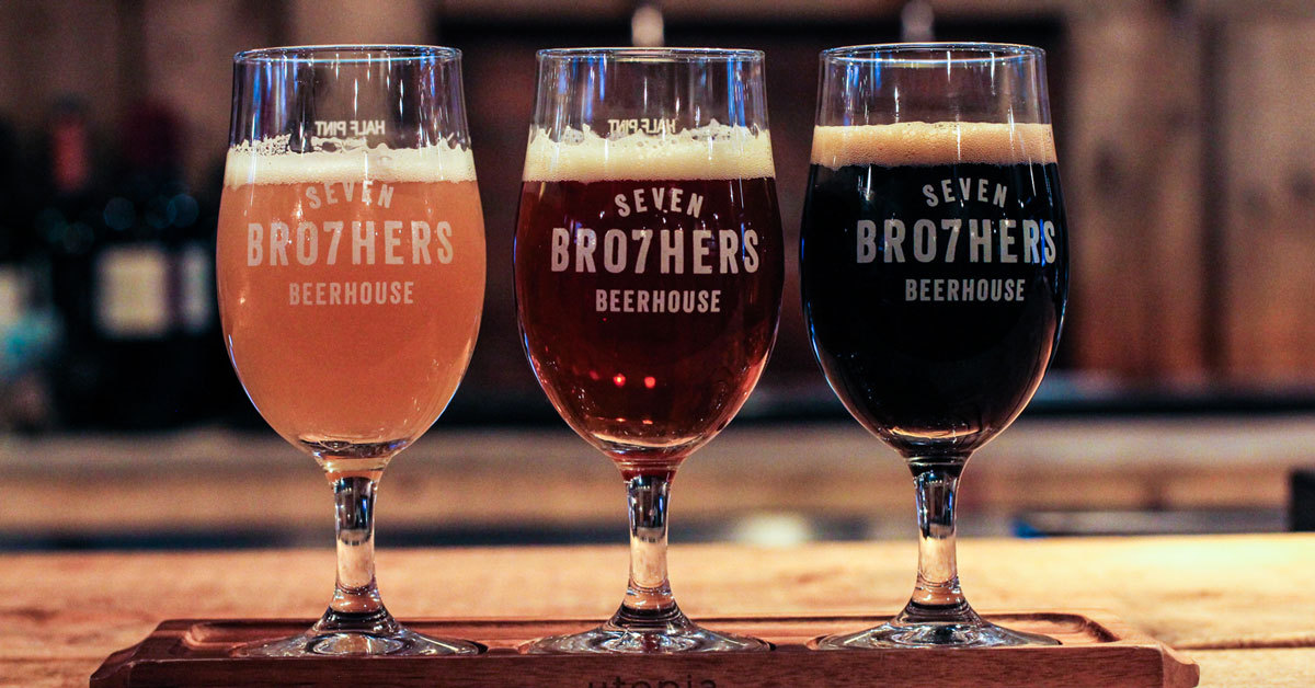 20190307 Seven Brothers Beer Flight 1 Fb 1200X628