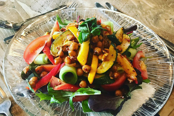 20190603 Church Green Roast Courgette Salad 715X476