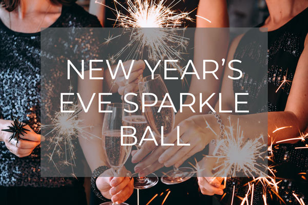 New Year's Eve Sparkle Ball