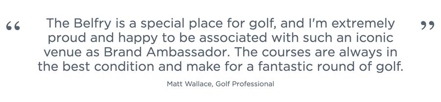 20201005 The Belfry Golf Quote