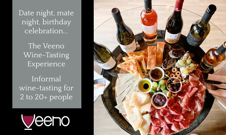 2020 02 21 Veeno Wine Tasting Banners