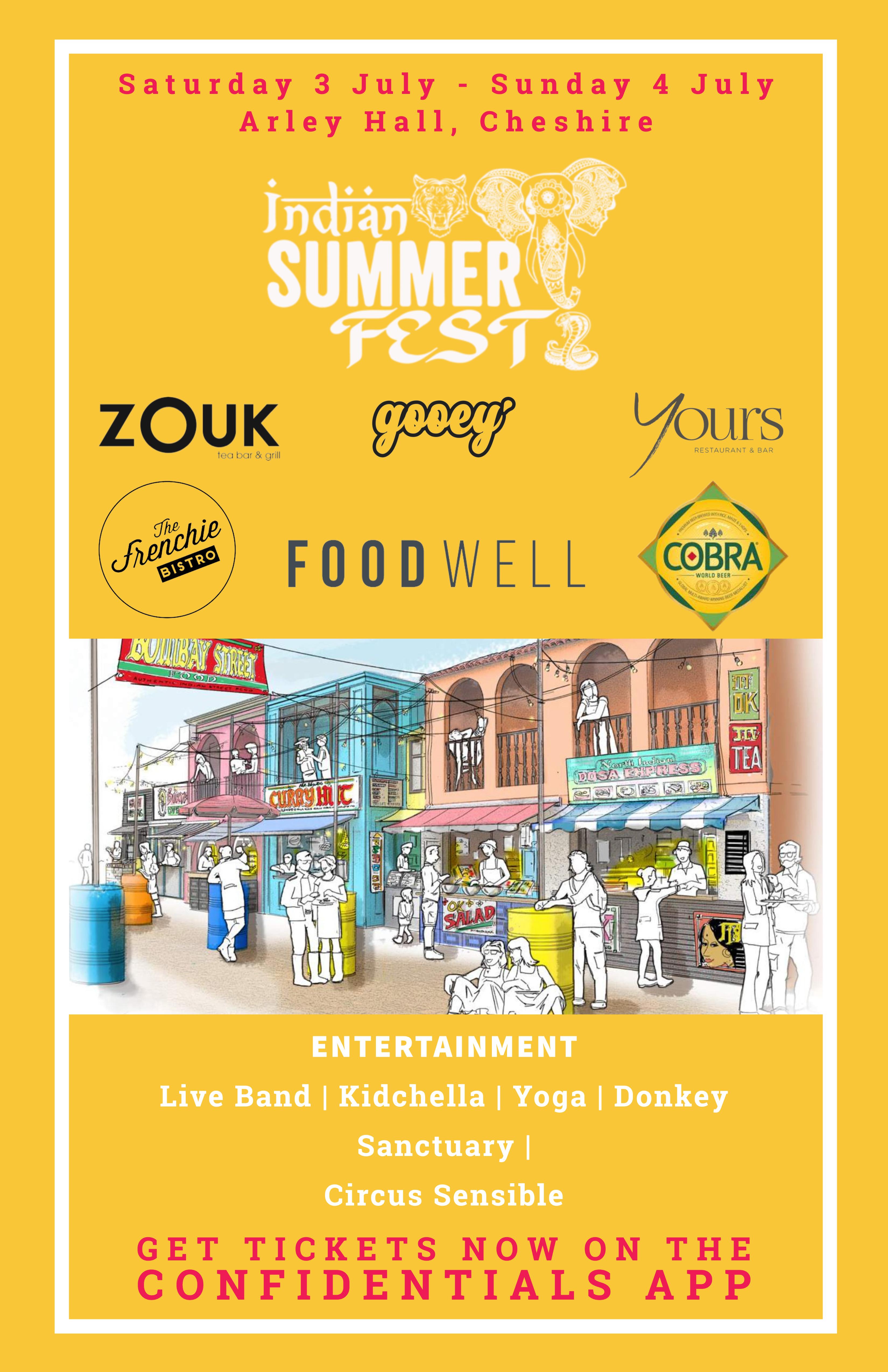 20210609 Indian Summer Fest Poster