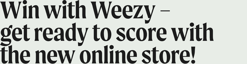 Win With Weezy Get Ready To Score 867X225