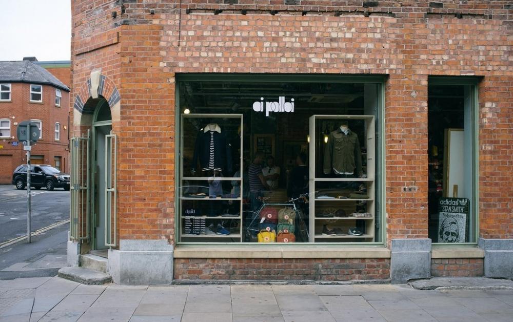 17 07 14 Oi Polloi Manchester Shop Front F10700D6 0379 4630 97E2 27A42F6651Ff 1024X1024