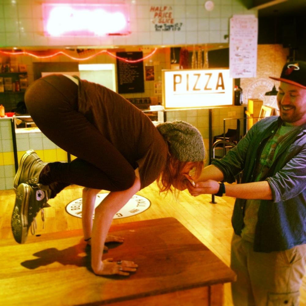 170522 Lunchtime Yogabelgrave Yoga