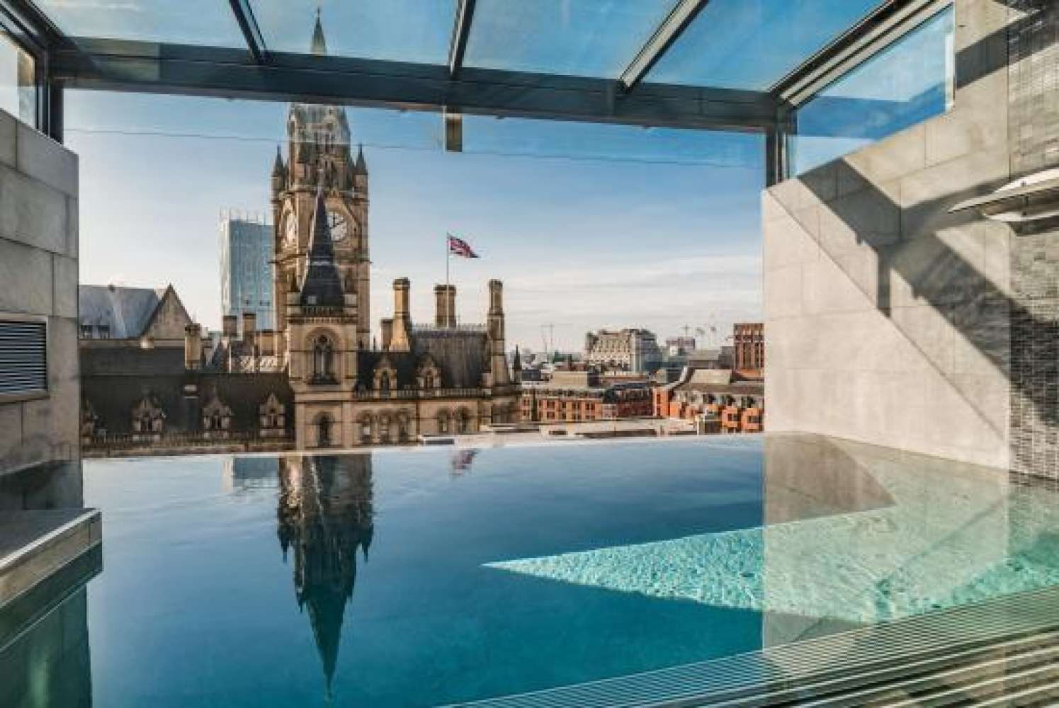 Spa Day Manchester With Pool